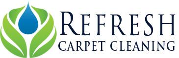 Refresh Carpet Cleaning Logo